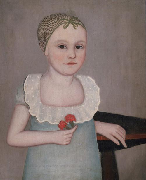 Art Prints of Henrietta Dorr by Ammi Phillips