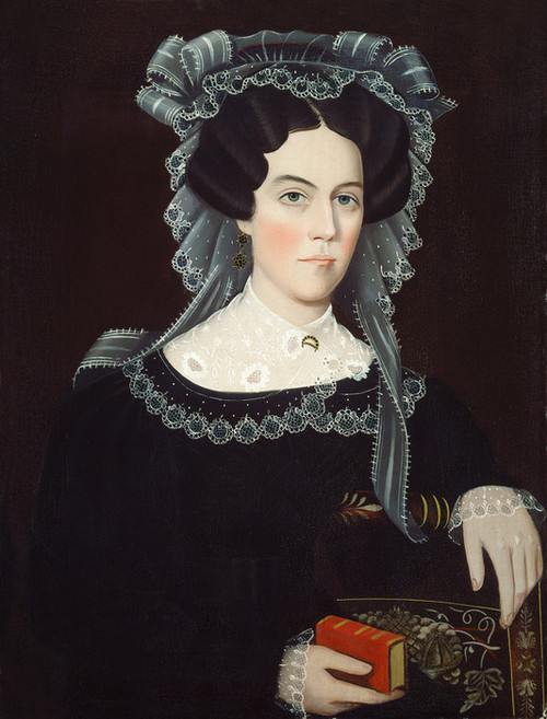Art Prints of Catherine May by Ammi Phillips