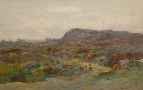 Art Prints of Moorland Landscape by Archibald Thorburn