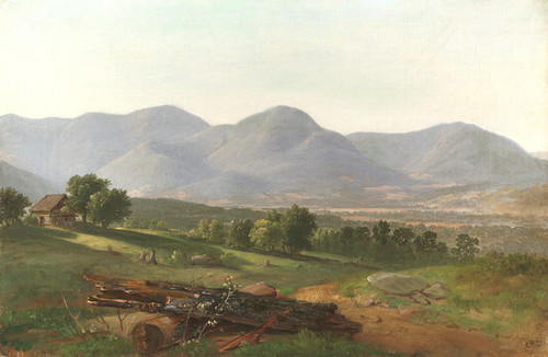 Art Prints of Dutchess County, New York by Asher Brown Durand