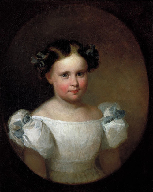 Art Prints of Georgianna Frances Adams by Asher Brown Durand