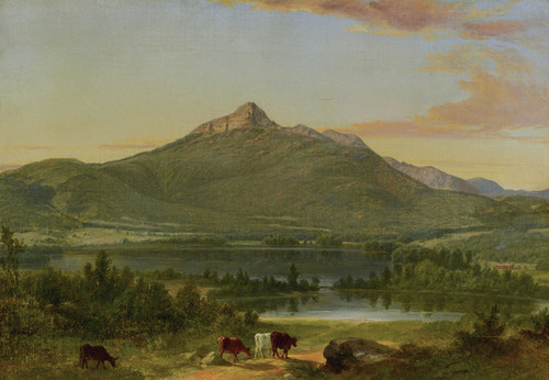Art Prints of Mount Chocorua, New Hampshire by Asher Brown Durand