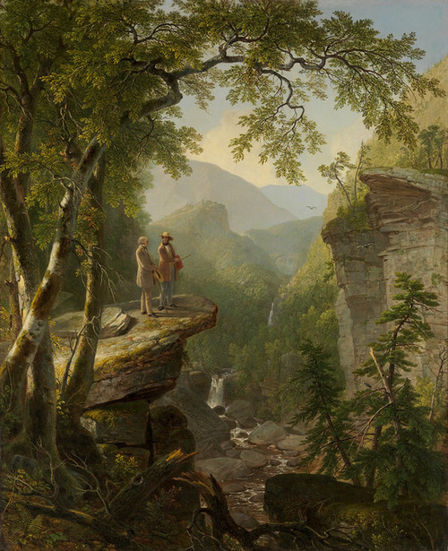 Art Prints of Kindred Spirits by Asher Brown Durand