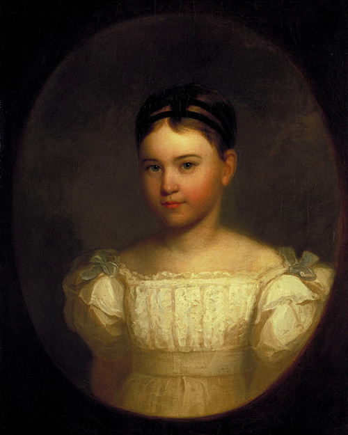 Art Prints of Mary Louisa Adams by Asher Brown Durand