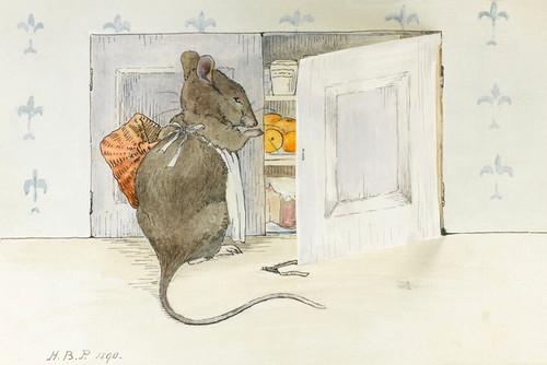 Art Prints of Appley Dappley by Beatrix Potter