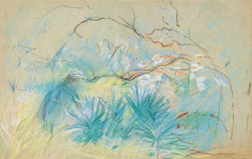 Art Prints of Cimiez Garden by Berthe Morisot