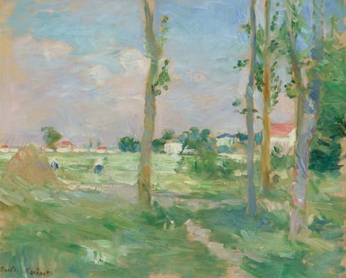 Art Prints of Landscape II by Berthe Morisot