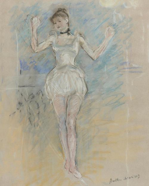 Art Prints of Rope Dancer by Berthe Morisot