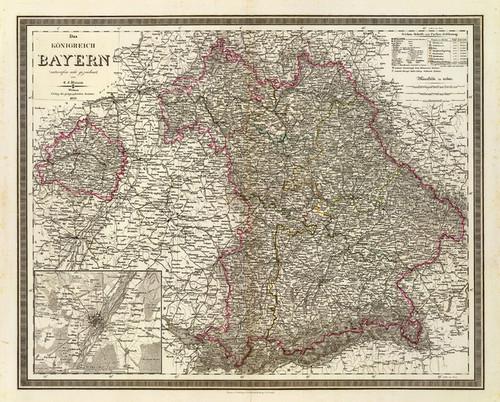 Art Prints of Weimar, Germany Bayern, 1856 (2077020) by C.F. Weiland