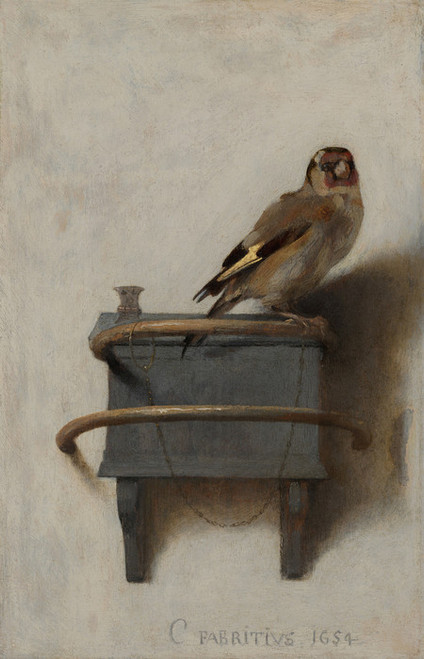 Art Prints of The Goldfinch by Carel Fabritius