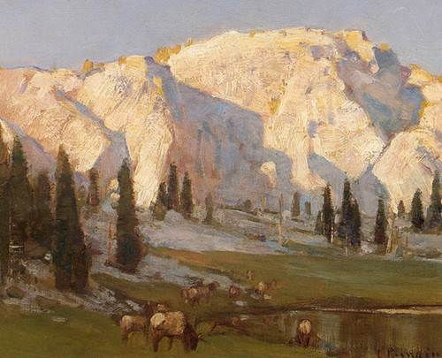 Art Prints of Wyoming by Carl Rungius