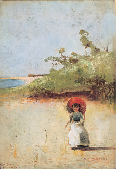 Art Prints of All on a Summer's Day by Charles Conder