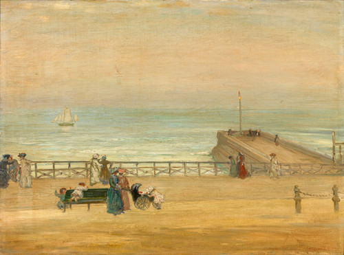 Art Prints of Brighton by Charles Conder