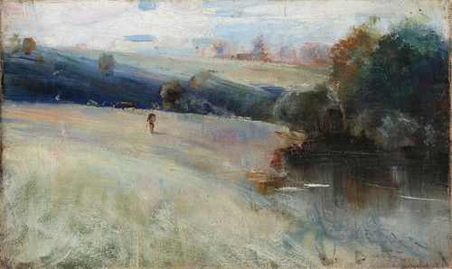 Art Prints of Australian Landscape by Charles Conder