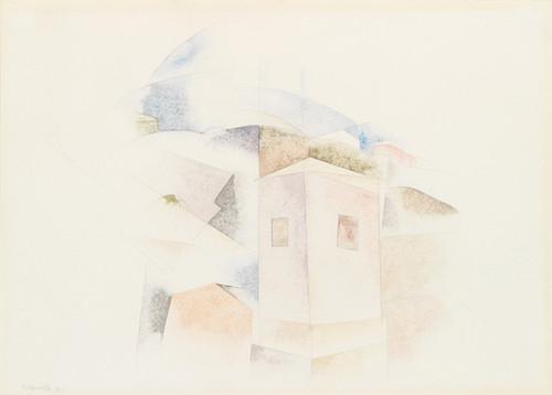 Art Prints of Bermuda No. 4 by Charles Demuth