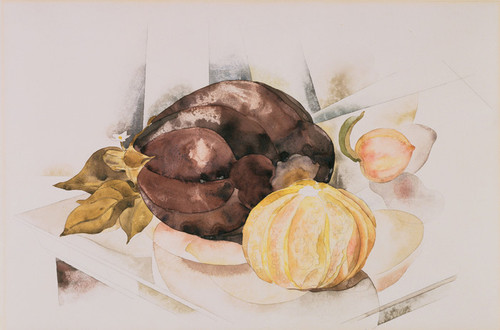 Art Prints of Eggplant by Charles Demuth
