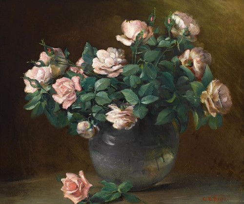 Art Prints of Roses by Charles Ethan Porter