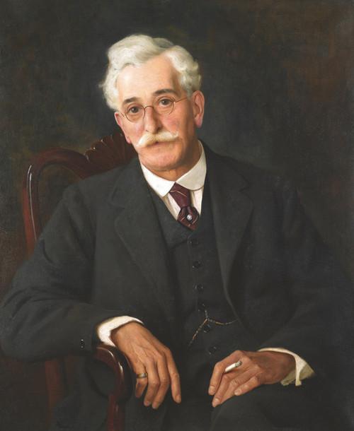 Art Prints of Portrait of Mr. Hilton by Charles Spencelayh