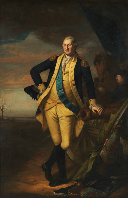 Art Prints of George Washington, 1779-81 by Charles Willson Peale