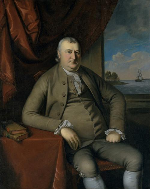 Art Prints of Samuel Mifflin by Charles Willson Peale