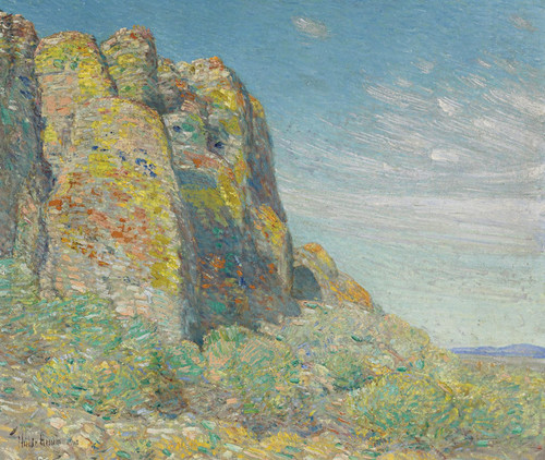 Art Prints of Harney Desert by Childe Hassam