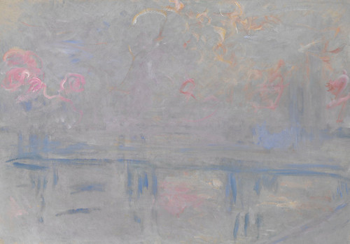 Art Prints of Charing Cross Bridge by Claude Monet