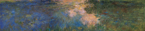 Art Prints of The Water Lily Pond, 1917 by Claude Monet