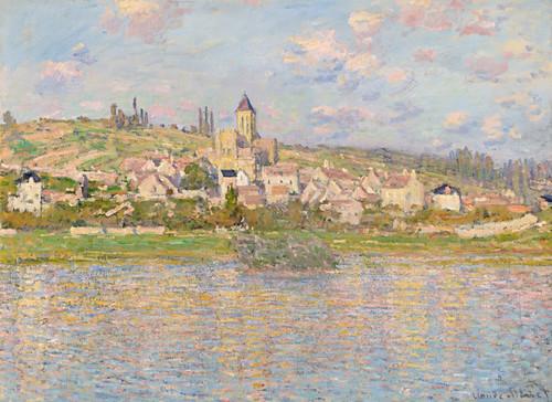 Art Prints of Vetheuil II by Claude Monet