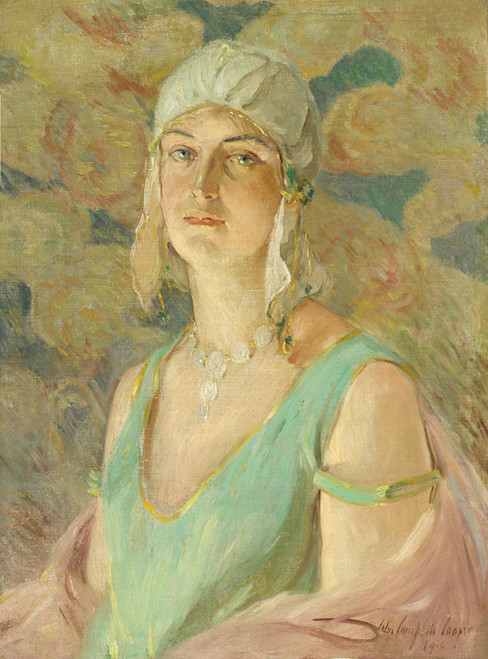 Art Prints of The Flapper Girl by Colin Campbell Cooper