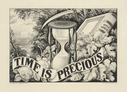 Art Prints of All Things Precious by Currier and Ives