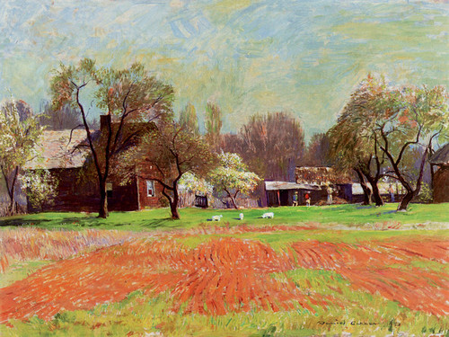 Art Prints of April 30th by Daniel Garber