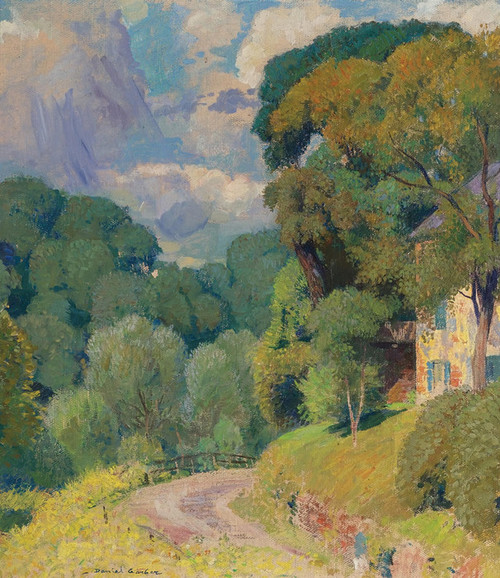Art Prints of Evans Road by Daniel Garber
