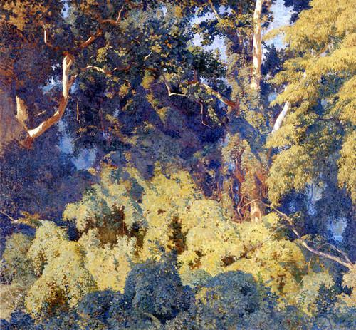 Art Prints of Green Mansions by Daniel Garber