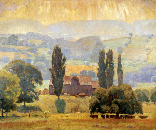Art Prints of Jerico Valley by Daniel Garber