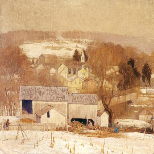 Art Prints of Little Village by Daniel Garber