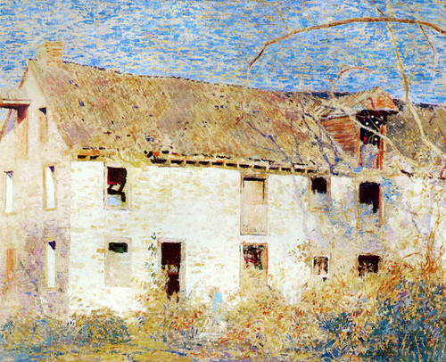 Art Prints of Old Stover Mill by Daniel Garber