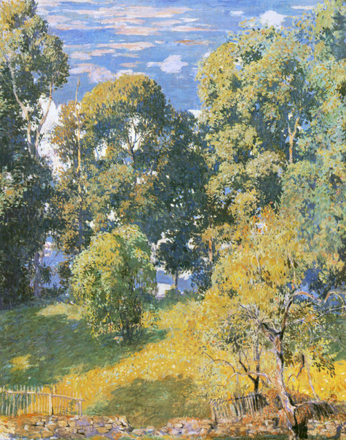 Art Prints of Orchard Hill by Daniel Garber