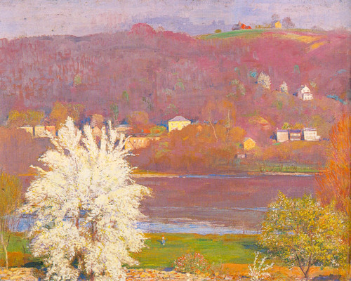 Art Prints of Pear Tree by Daniel Garber