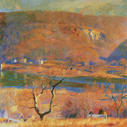 Art Prints of Over at Byrams by Daniel Garber
