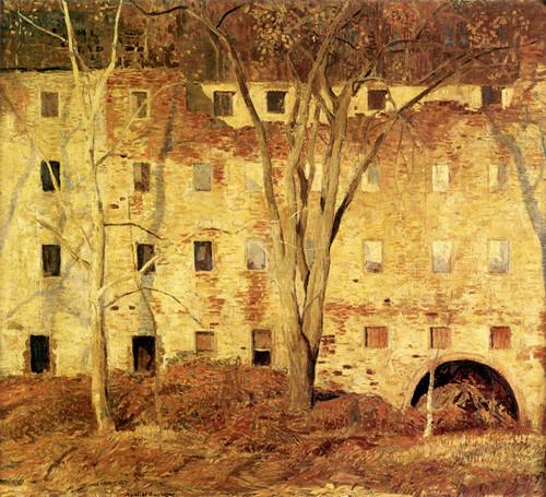 Art Prints of Phantom Mill by Daniel Garber