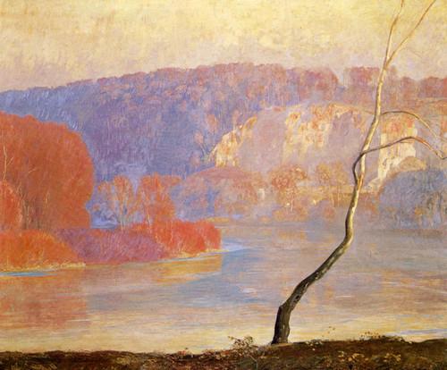 Art Prints of River Bend by Daniel Garber