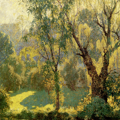 Art Prints of Summer Phantasy by Daniel Garber