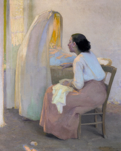 Art Prints of Maternity, 1894 by Eanger Irving Couse