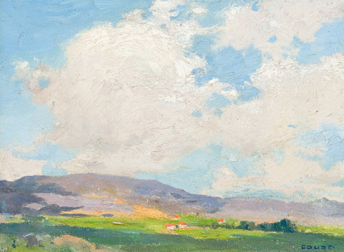 Art Prints of Toas Valley by Eanger Irving Couse