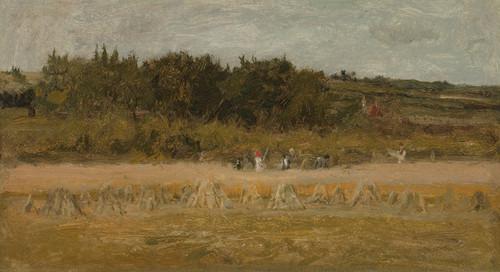 Art Prints of Landscape Sketch by Eastman Johnson