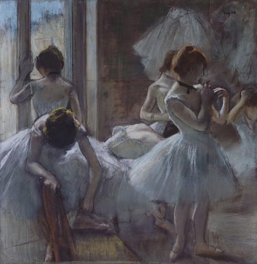 Art Prints of Dancers by Edgar Degas