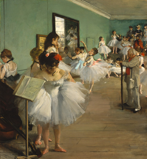 Art Prints of The Dance by Edgar Degas