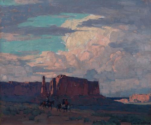 Art Prints of Red Mesa by Edgar Payne
