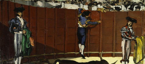 Art Prints of The Bullfight by Edouard Manet