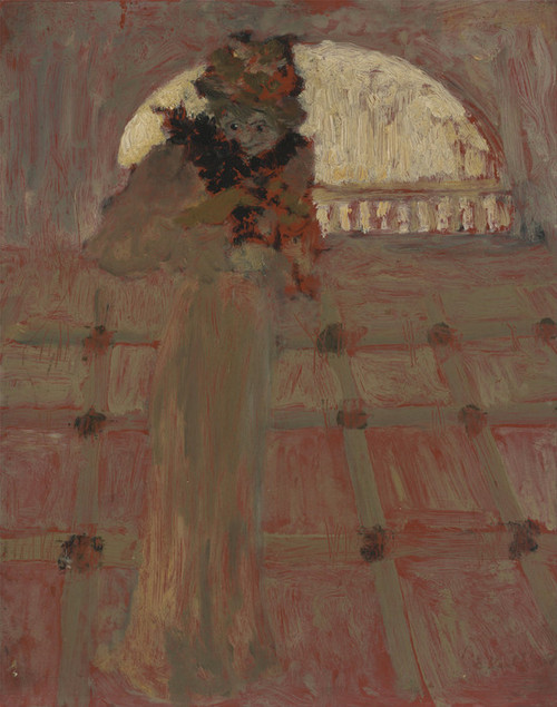 Art Prints of At the Opera by Edouard Vuillard